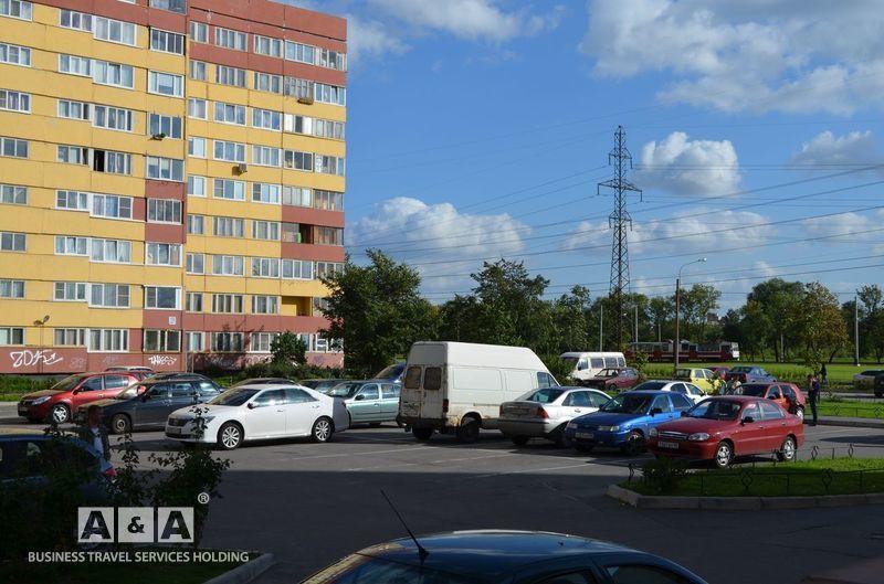 Фотография гостиницы: На Петергофском