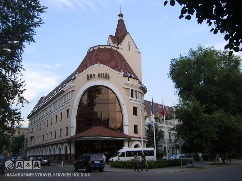 гостиница Арт-Отель
