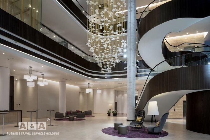 Фотография гостиницы: Хилтон Санкт-Петербург Экспофорум