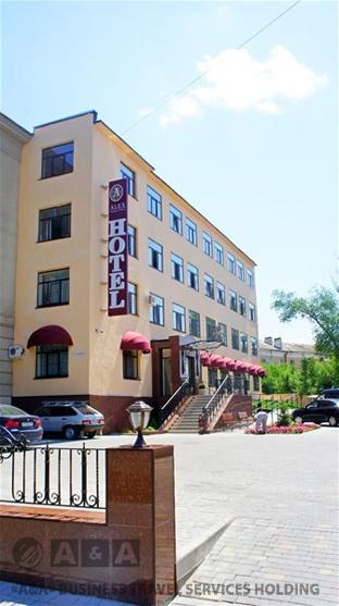 гостиница Алекс Резиденс Отель
