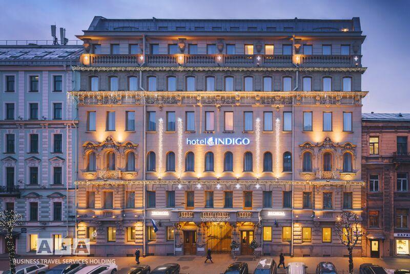 Фотография гостиницы: Индиго Санкт-Петербург-Чайковского
