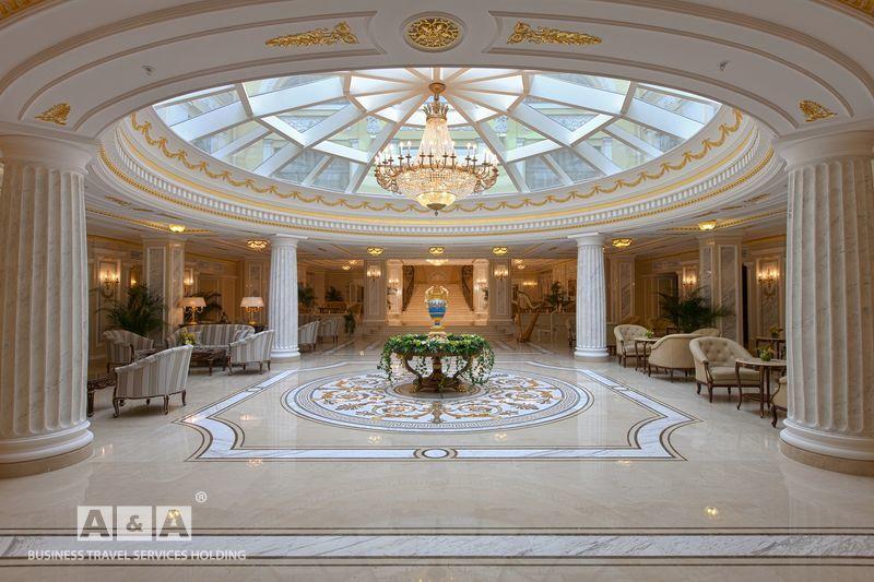 Фотография гостиницы: Официальная гостиница государственного музея Эрмитаж