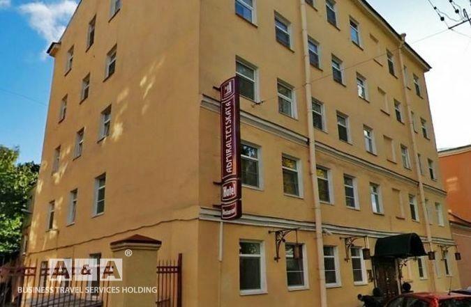 Фотография гостиницы: Адмиралтейская