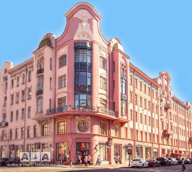 Фотография гостиницы: Акъян Санкт-Петербург