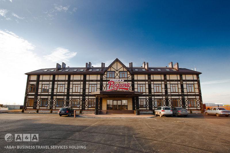 Ростов гостиницы м4