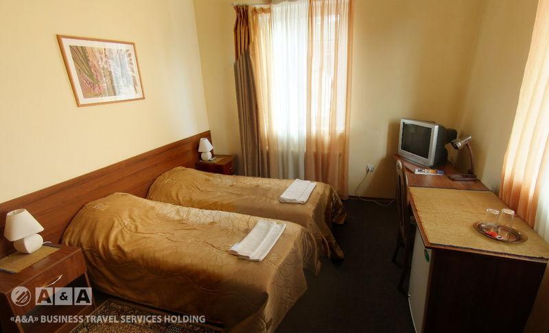гостиница Золотая Орхидея