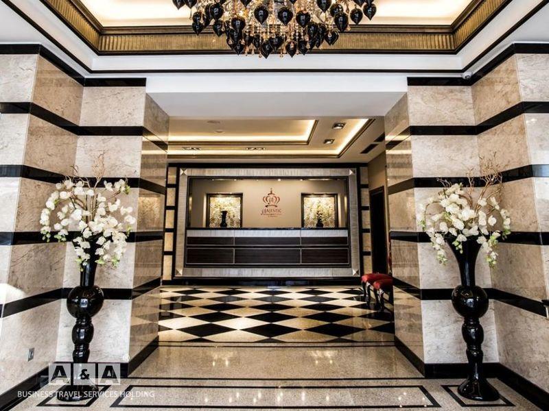 Фотография гостиницы: Маджестик бутик отель Делюкс