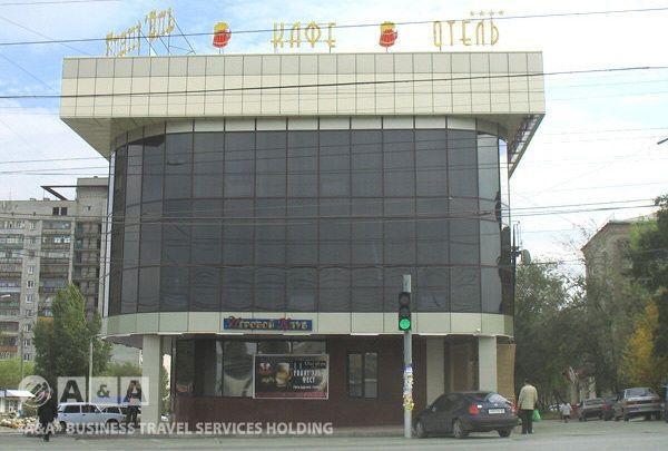 гостиница Франт Отель Старт