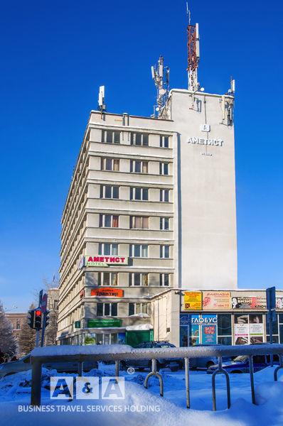 гостиница Аметист