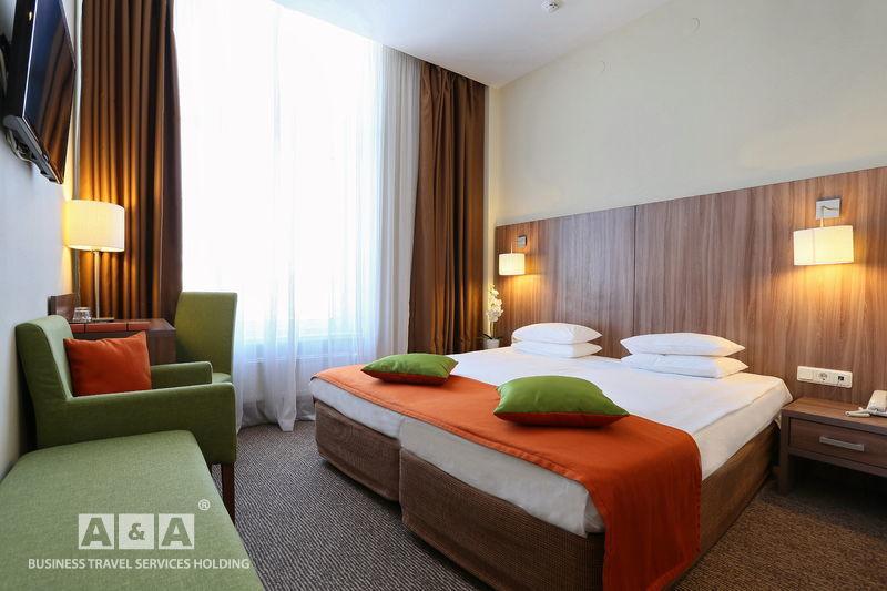 Фотография гостиницы: Арена отель