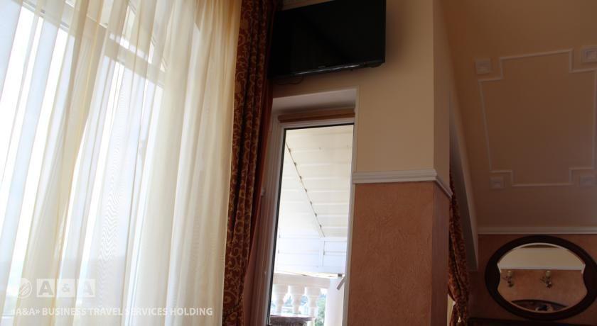 Отель дизайн массандра