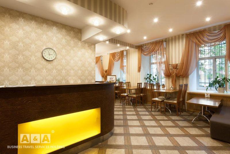 Фотография гостиницы: У Эрмитажа