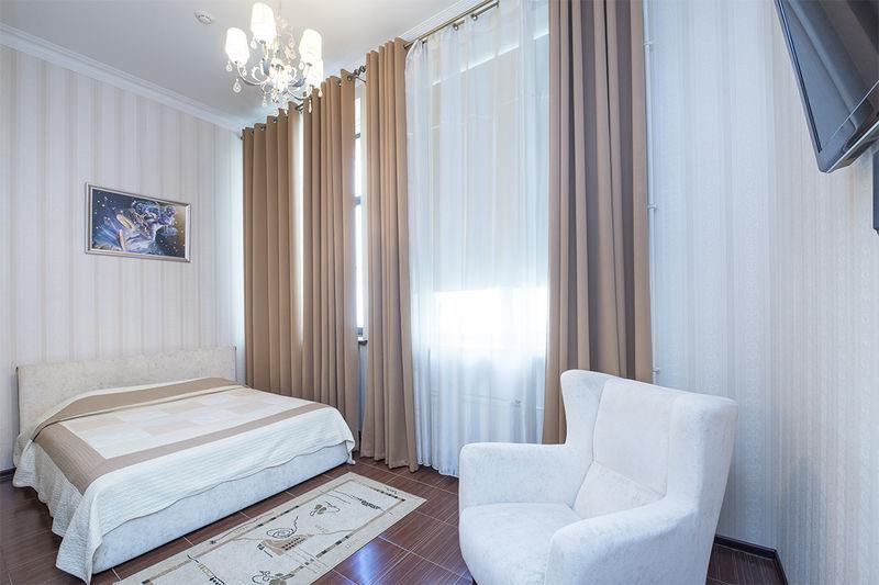 Отель Зодиак, фото 1