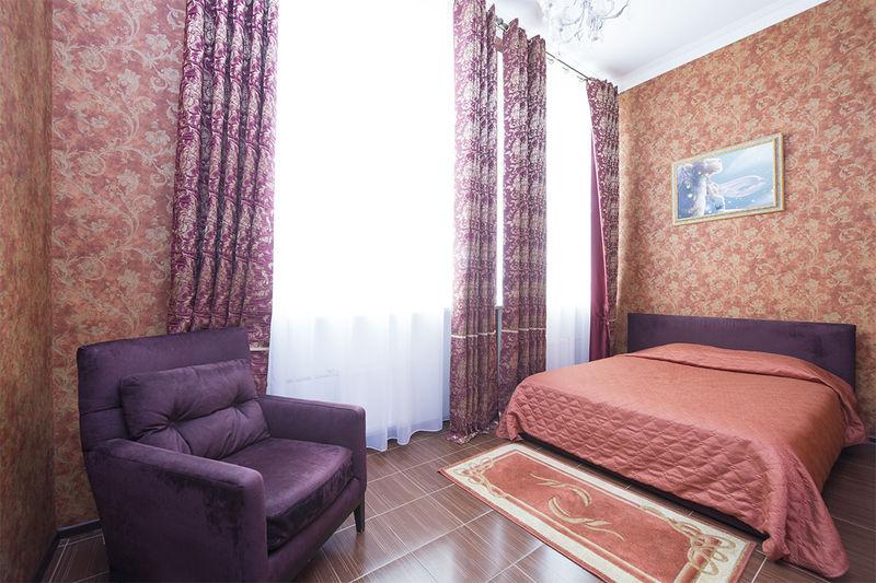 Отель Зодиак, категория стандарт +