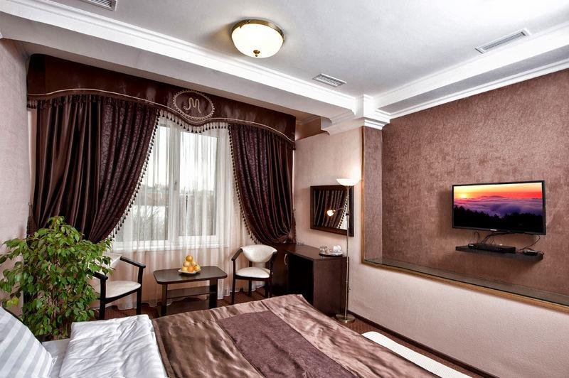Отель Моцарт, категория бизнес стандарт