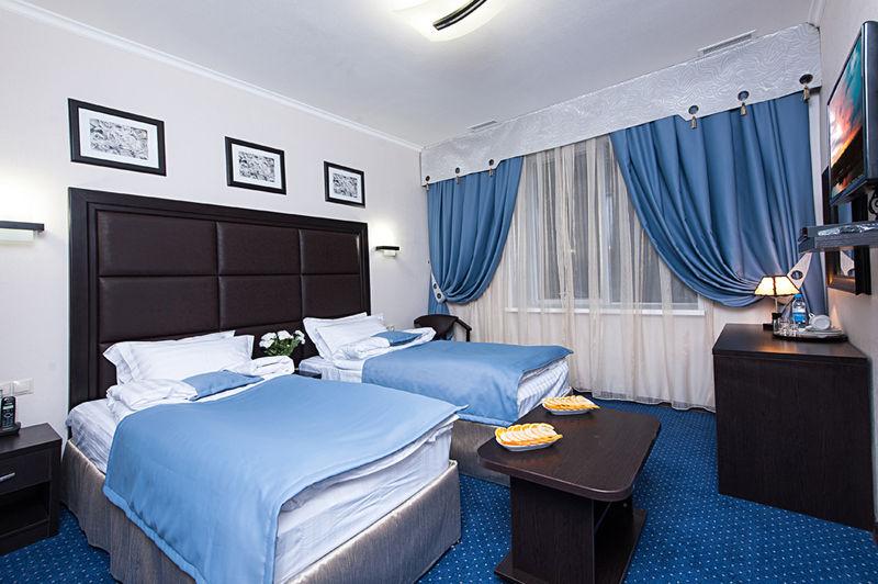 Отель Моцарт, категория стандартный twin