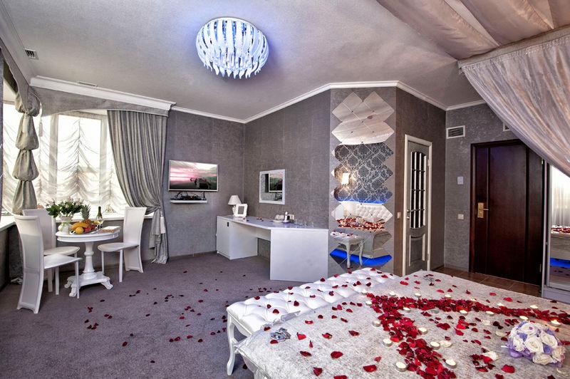 Отель Моцарт, категория студия эксклюзив