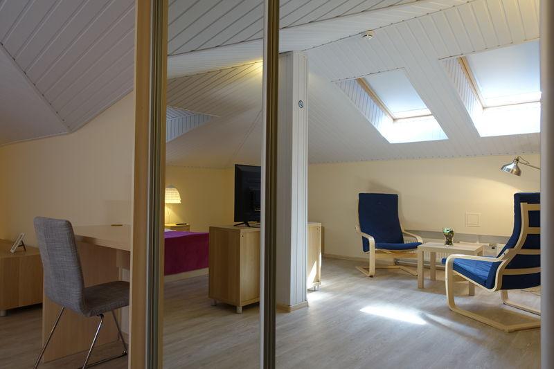 Отель Саквояж, категория апартамент студио делюкс