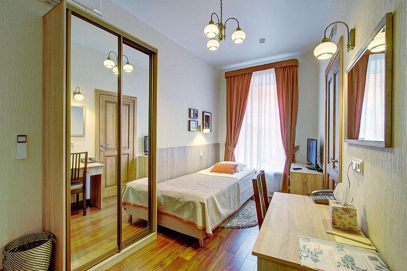 Отель Гостевой дом Давыдов, категория одноместный номер