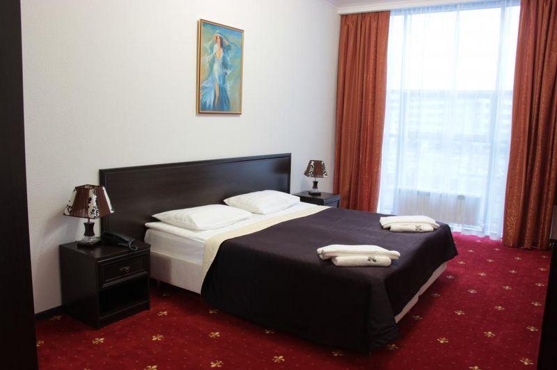 Отель МАНО, категория стандарт плюс dbl/twin