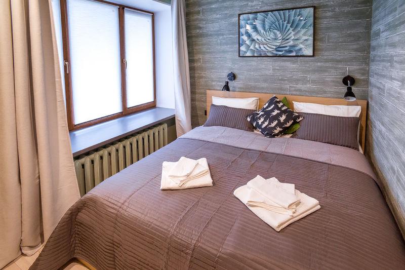 Отель Локал Отель, категория комфорт с одной двуспальной кроватью