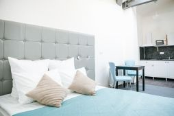 Отель Апарт-отель Симпатико, категория стандарт двухместный