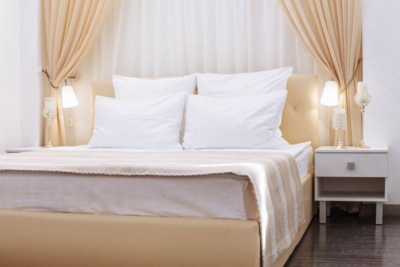 Отель Апарт-отель Симпатико, категория улучшенный двухместный