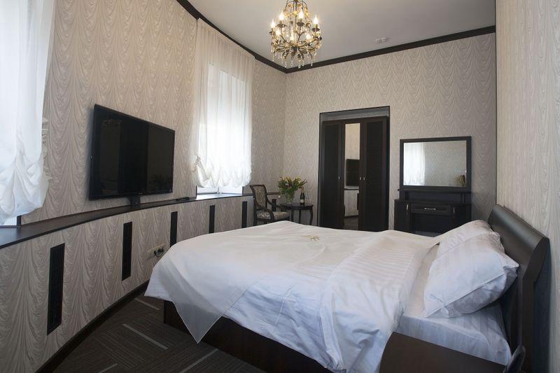 Отель Д отель Тверская, категория   Комфорт