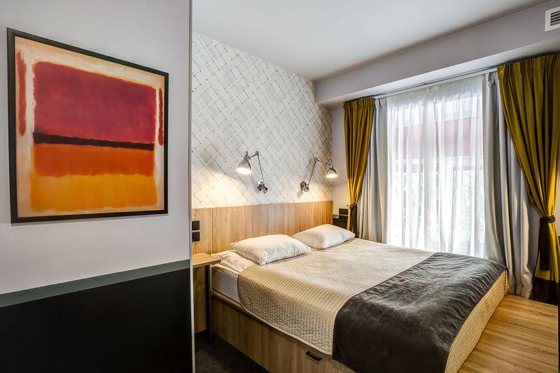 Отель Мопс Отель энд Спа, категория стандарт