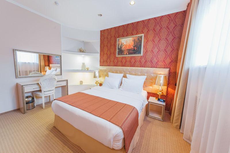 Отель Меротель, категория   Family suite