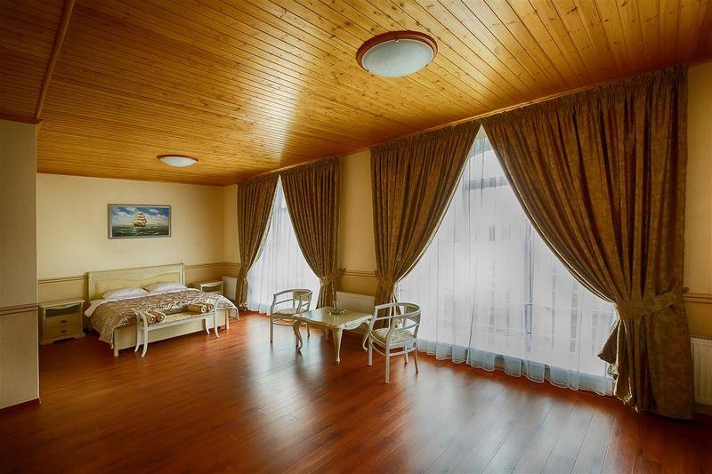 Отель Александровская Слобода, категория делюкс