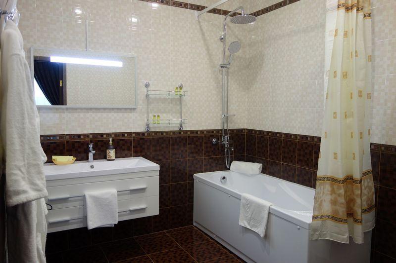 Отель Александровская Слобода, категория люкс 2-уровневый