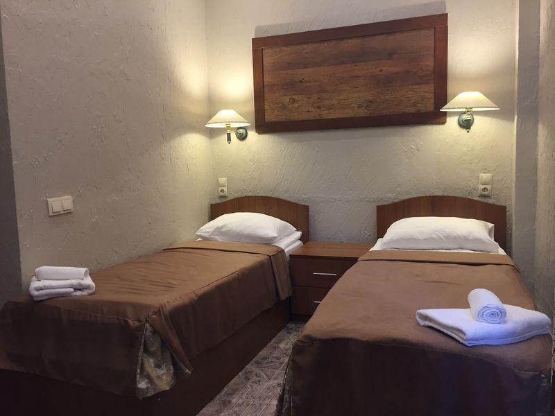 Отель Андорра, категория стандарт twin