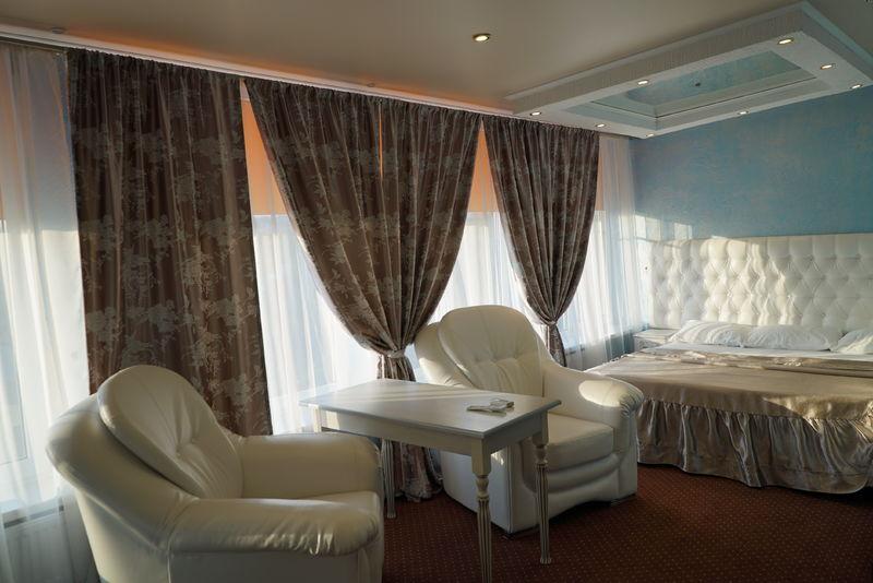 Отель Андорра, категория люкс