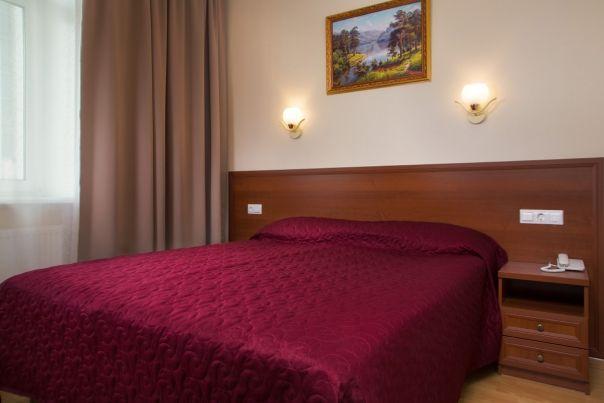 Отель АветПарк, категория 2-местный Double стандарт