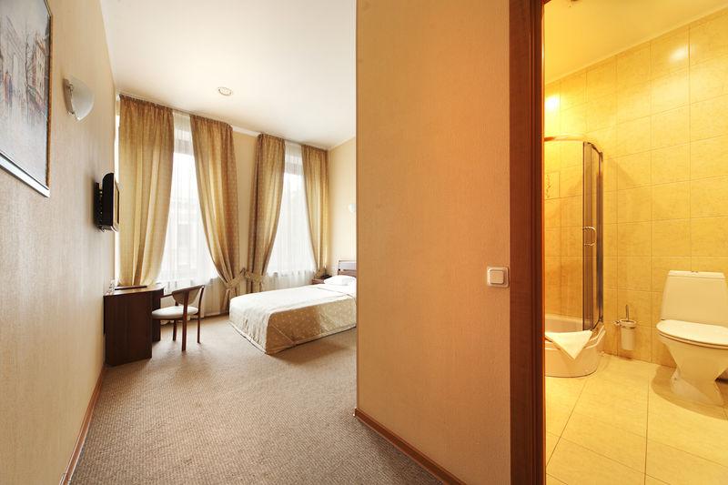 Отель Соло на Литейном проспекте, категория комната комфортабельная с 1 кроватью