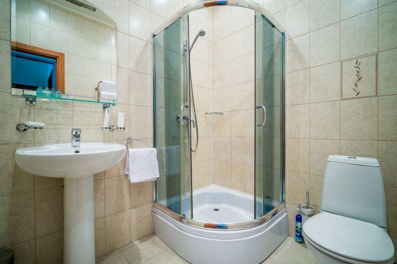 Отель Соло на Литейном проспекте, категория комната комфортабельная с двумя кроватями