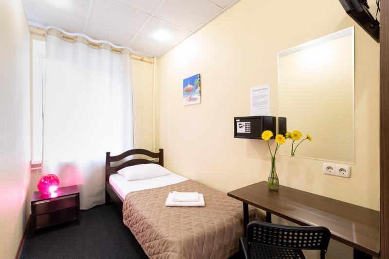 Отель Мини-отель Подъезд №2, категория 1-местный стандарт