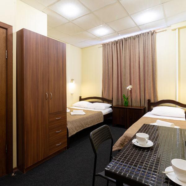 Отель Мини-отель Каширский, категория семейный