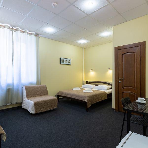 Отель Мини-отель Каширский, категория семейный номер +