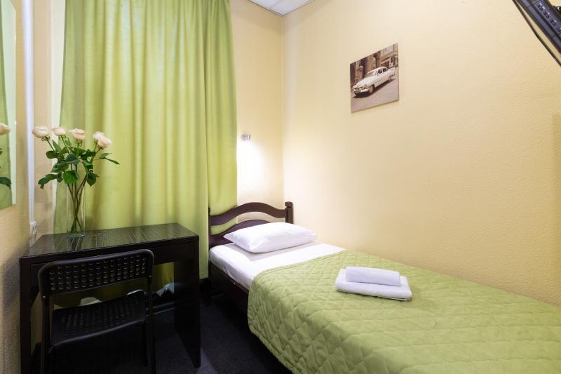 Отель Мини-отель Авиамоторная, категория 1-местный стандарт