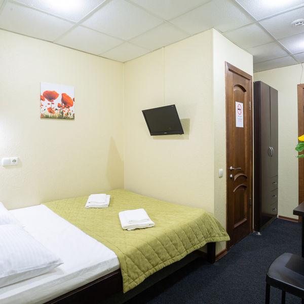 Отель Мини-отель Авиамоторная, категория 2-местный стандарт
