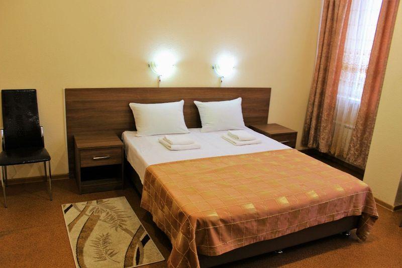 Отель Царицынский комплекс, категория 2-местный комфорт с одной кроватью