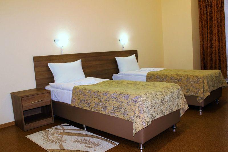 Отель Царицынский комплекс, категория 2-местный комфорт твин