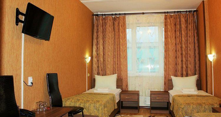 Отель Царицынский комплекс, категория койко-место в 3-местном номере (Общие удобства)