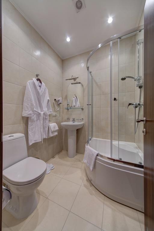 Отель Соло на Большой Московской, категория номер Комфортабельный с 1 кроватью