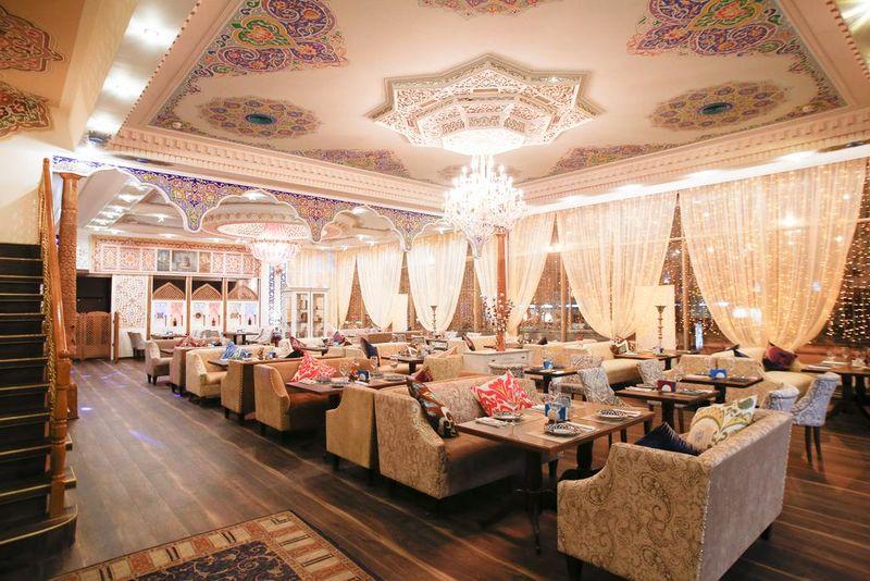 Отель Шелковый путь, фото 1