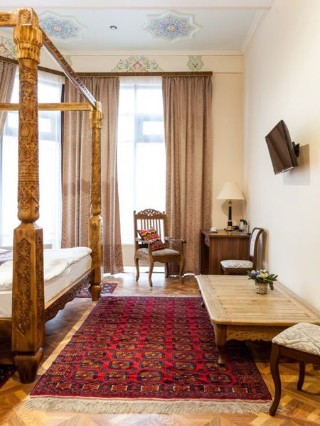 Отель Шелковый путь, категория полулюкс