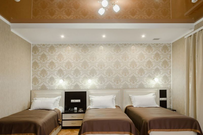 Отель Спа-отель Рафаэль, категория 3-местный с тремя кроватями