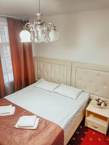Отель Три Мушкетера, категория стандартный улучшенный